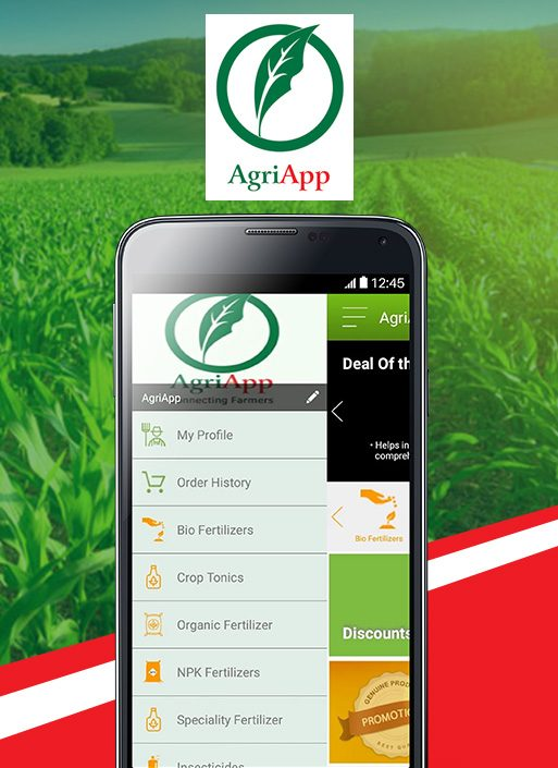 Agri App - Android application