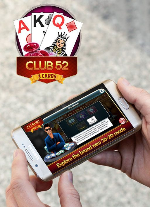 Club52 ThreeCards