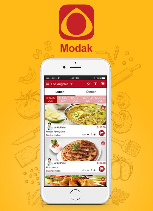 Modak Android App Development